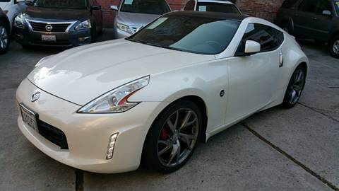 2013 Nissan 370Z for sale at Joy Motors in Los Angeles CA