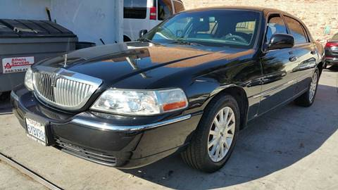 2006 Lincoln Town Car for sale in Los Angeles, CA