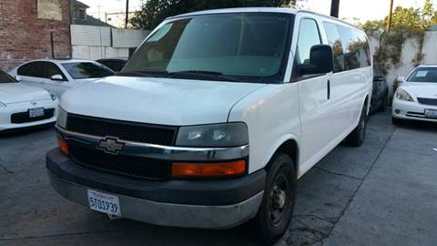 2007 Chevrolet Express Passenger for sale at Joy Motors in Los Angeles CA