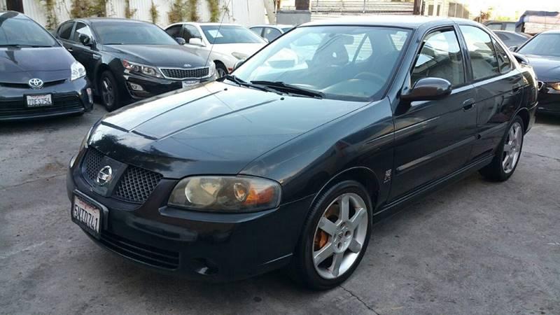 2006 Nissan Sentra Se R Spec V >> 2006 Nissan Sentra Los Angeles Ca Los Angeles California