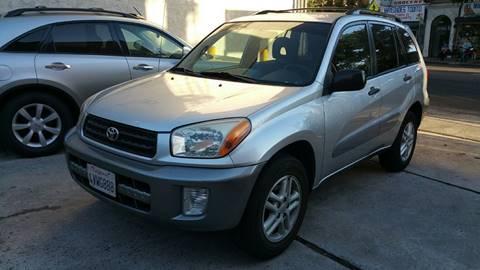 2002 Toyota RAV4 for sale at Joy Motors in Los Angeles CA