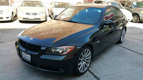 2007 BMW 3 Series for sale at Joy Motors in Los Angeles CA