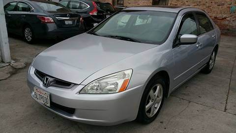 2005 Honda Accord for sale at Joy Motors in Los Angeles CA