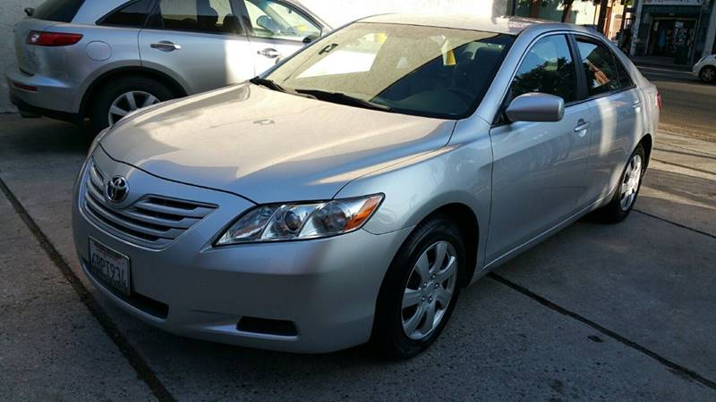 2008 Toyota Camry for sale at Joy Motors in Los Angeles CA