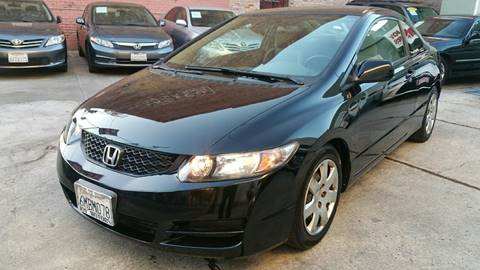 2010 Honda Civic for sale at Joy Motors in Los Angeles CA