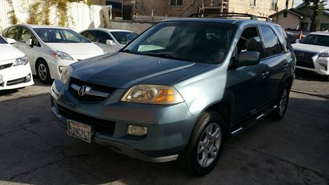 2006 Acura MDX for sale in Los Angeles, CA