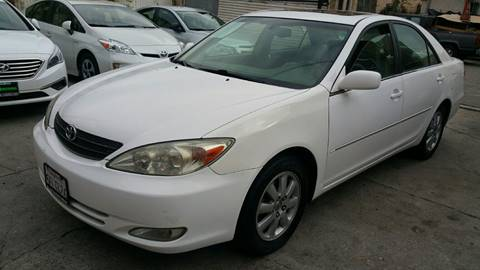 2003 Toyota Camry for sale at Joy Motors in Los Angeles CA