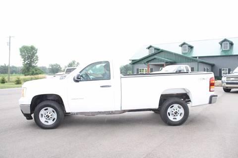 2014 GMC Sierra 2500HD for sale in Perry MI