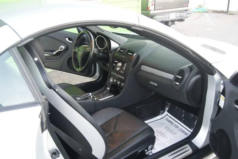 2006 Mercedes-Benz SLK SLK 280 2dr Convertible - Sacramento CA