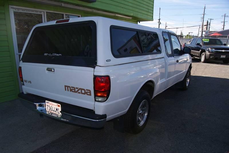 1999 Mazda B-Series Pickup 2dr B3000 SE Extended Cab SB - Sacramento CA