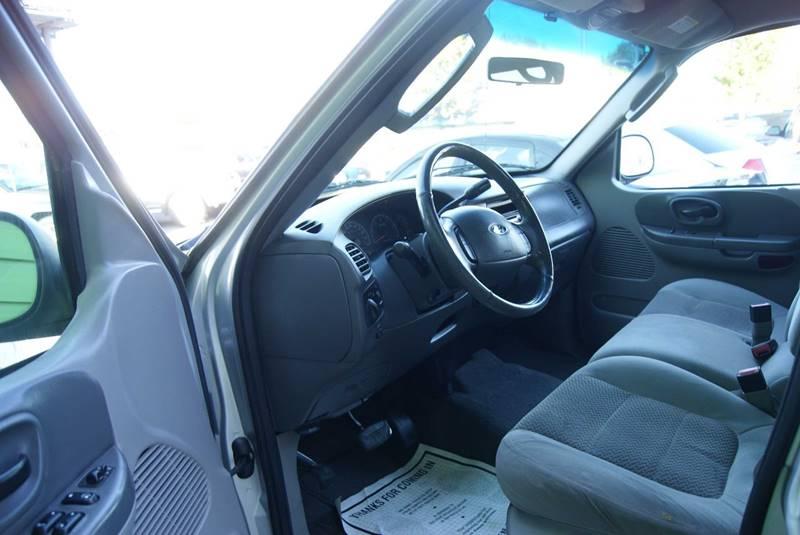 2003 Ford F-150 4dr SuperCrew XLT Rwd Styleside SB - Sacramento CA