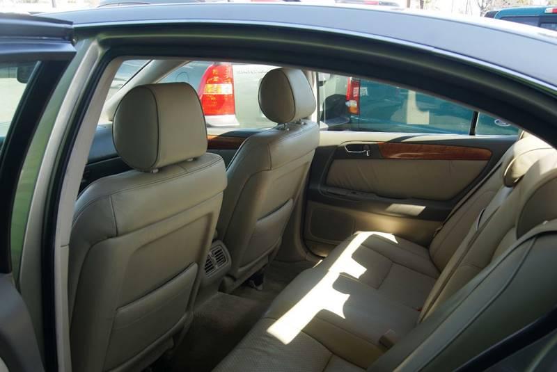 2000 Lexus GS 400 4D Sedan - Sacramento CA