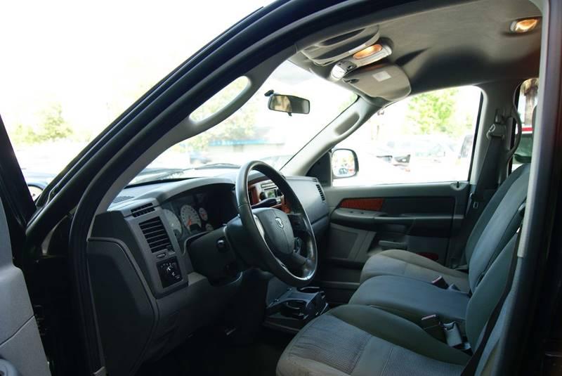 2006 Dodge Ram Pickup 1500 SLT 4dr Quad Cab SB - Sacramento CA