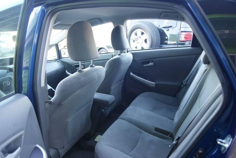 2010 Toyota Prius II 4dr Hatchback - Sacramento CA