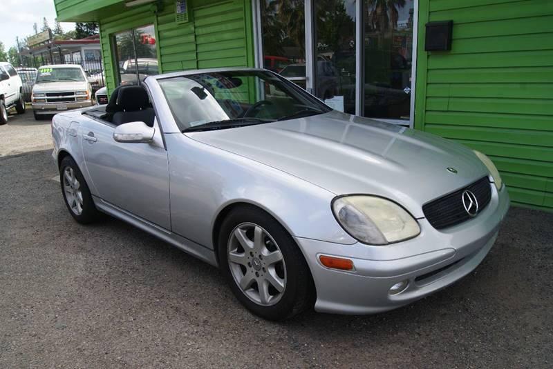 2003 Mercedes-Benz SLK SLK 230 Kompressor 2dr Roadster - Sacramento CA