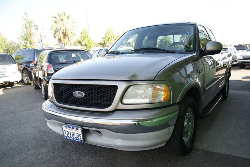 2003 Ford F-150 4dr SuperCab Lariat Rwd Styleside SB - Sacramento CA