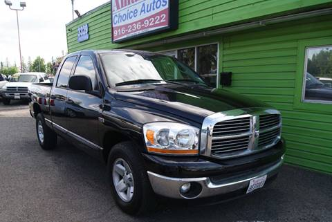 2006 Dodge Ram Pickup 1500 for sale in Sacramento, CA