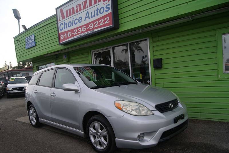 2006 toyota matrix xr 4dr wagon w manual in sacramento ca amazing rh choiceautodealer net toyota matrix 2013 owners manual pdf toyota matrix owner manual