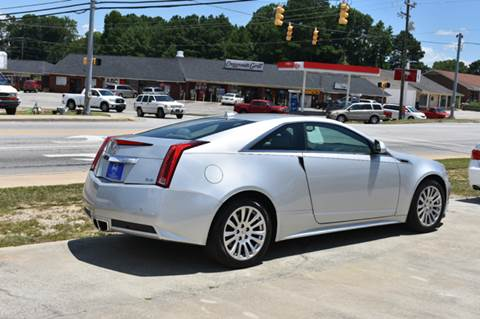 2012 Cadillac CTS for sale in Lancaster, SC