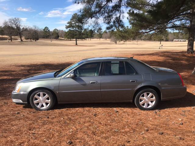 2006 Cadillac Dts Luxury Ii In Lancaster Sc Aspire Motors