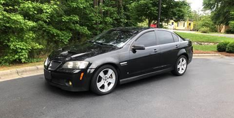 2009 Pontiac G8 for sale in Lancaster, SC