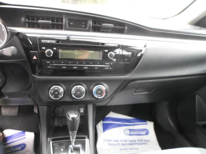 2014 Toyota Corolla LE 4dr Sedan - Morrisville NC