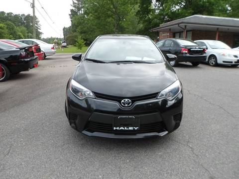 2014 Toyota Corolla for sale in Morrisville, NC