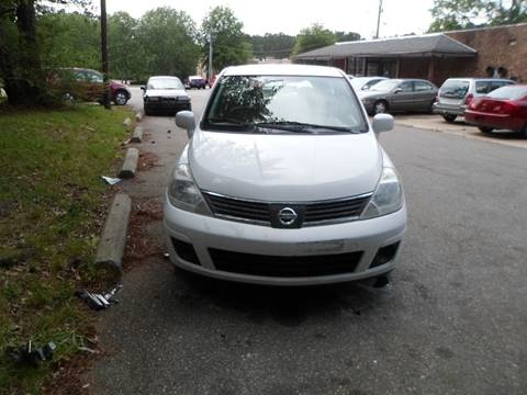 2008 Nissan Versa for sale in Morrisville, NC