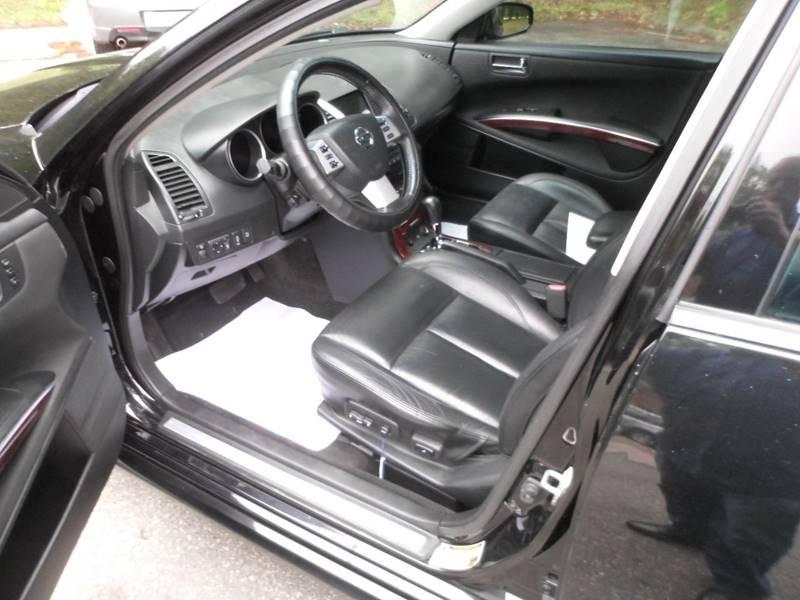 2008 Nissan Maxima 3.5 SL 4dr Sedan - Morrisville NC