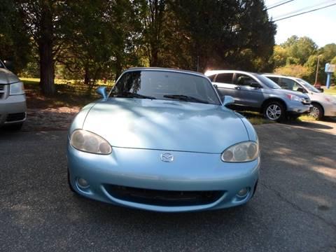 2002 Mazda MX-5 Miata for sale in Morrisville, NC