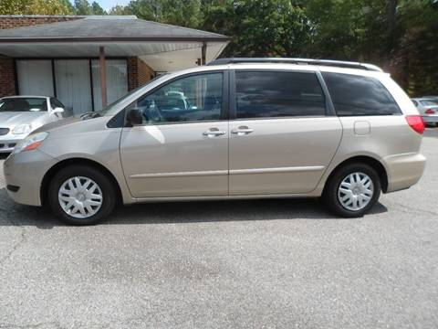2008 Toyota Sienna for sale in Morrisville, NC