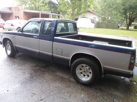 1985 GMC S-15 for sale in Morrisville, NC