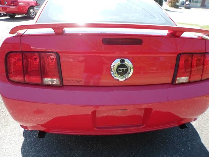2005 Ford Mustang GT Premium 2dr Coupe - Morrisville NC
