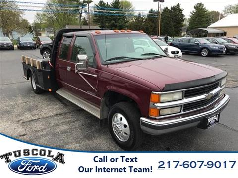 1991 chevy 3500 dually weight