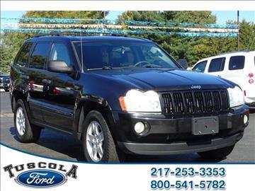 2005 Jeep Grand Cherokee for sale in Tuscola, IL