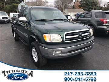 2000 Toyota Tundra for sale in Tuscola, IL