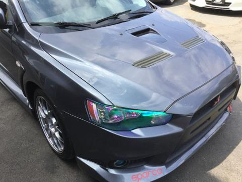 2008 Mitsubishi Lancer Evolution for sale in Framingham, MA