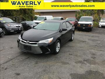 2016 Toyota Camry for sale in Framingham, MA