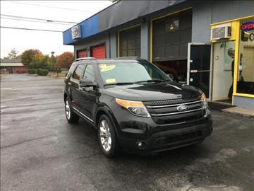 2013 Ford Explorer for sale in Framingham, MA