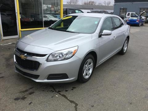 2016 Chevrolet Malibu Limited for sale in Framingham, MA
