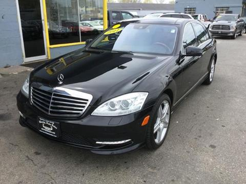 2011 Mercedes-Benz S-Class for sale in Framingham, MA