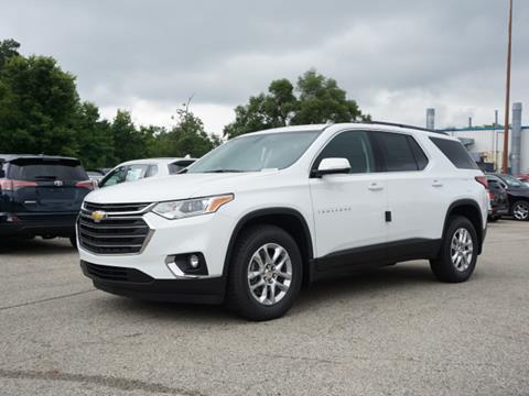 Delightful 2019 Chevrolet Traverse For Sale At Kool Chevrolet Inc In Grand Rapids MI
