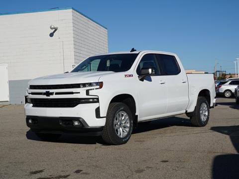 2019 Chevrolet Silverado 1500 For Sale In Grand Rapids, MI