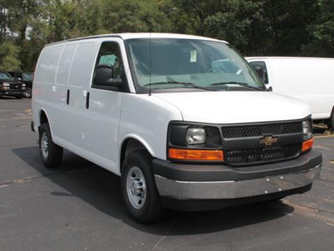 2017 Chevrolet Express Cargo for sale in Grand Rapids, MI