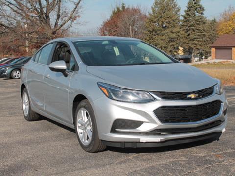 2017 Chevrolet Cruze for sale in Grand Rapids, MI