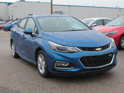 2017 Chevrolet Cruze for sale in Grand Rapids, MI