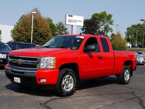 2011 Chevrolet Silverado 1500 for sale in Burnsville, MN