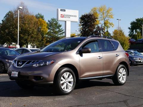 2011 Nissan Murano for sale in Burnsville, MN