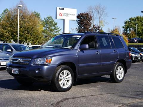 2007 Toyota Highlander Hybrid for sale in Burnsville, MN
