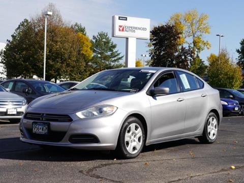 2015 Dodge Dart for sale in Burnsville, MN